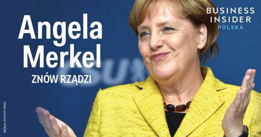 Angela Merkel będzie musiała się mierzyć w parlamencie ze skrajnie prawicową partią AfD