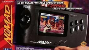 Sega Nomad - potężna konsola z lat 90. okazała się kompletnym niewypałem