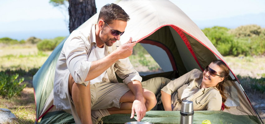 Wybierasz się pod namiot? Koniecznie zabierz to ze sobą!