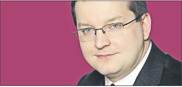 Bartosz Tomaszewski, radca prawny z Kancelarii Baker & McKenzie