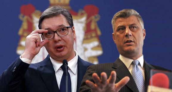 Vučić i Tači će nastaviti pregovore, ali verovatno tek na jesen