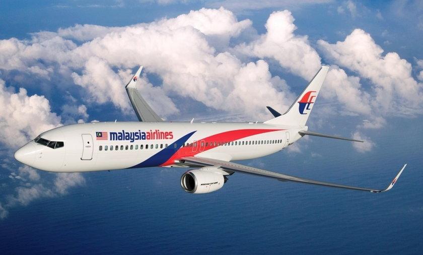Samolot Malaysia Airlines zboczył z kursu do Kuala Lumpur i skierował się do Melbourne