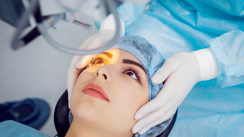 gyógyulás a szemműtét után
