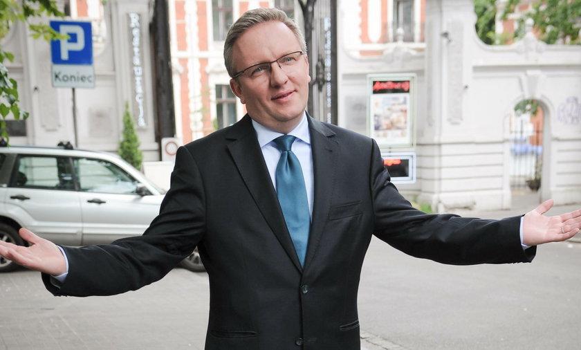 Szczerski nie będzie kandydatem na komisarza UE
