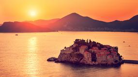 Hotel-wyspa Sveti Stefan w Czarnogórze, wśród najpiękniejszych na Bałkanach