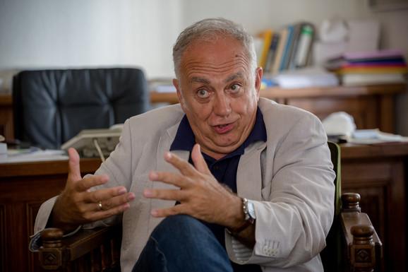 Akademik Dušan Teodorović: Janković je svojim delovanje ostavio utisak poštenog i odgovornog čoveka