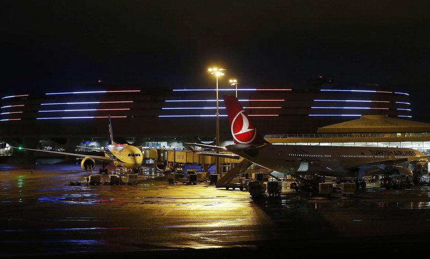 Pracownik lotniska Roissy-Charles de Gaulle w Paryżu zabity przez bezdomnego
