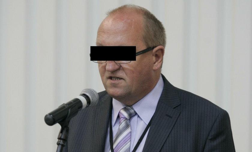Były prezes Sądu Apelacyjnego w Krakowie, Krzysztof S. stracił immunitet