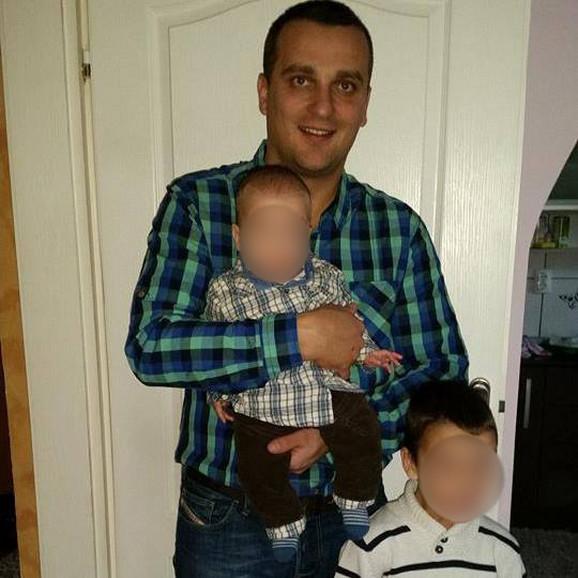 Goran Janković i sinovi pred kojima je počinio trostruko ubistvo