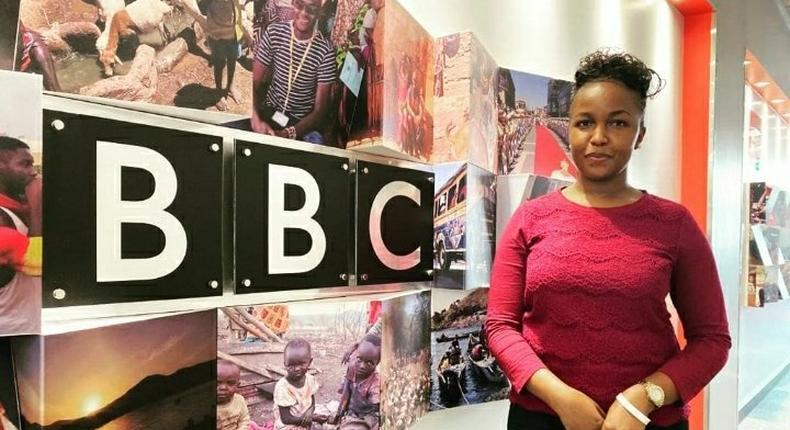 Grace Kuria joins BBC