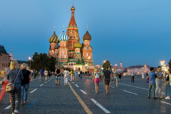 Moskva, Rusija