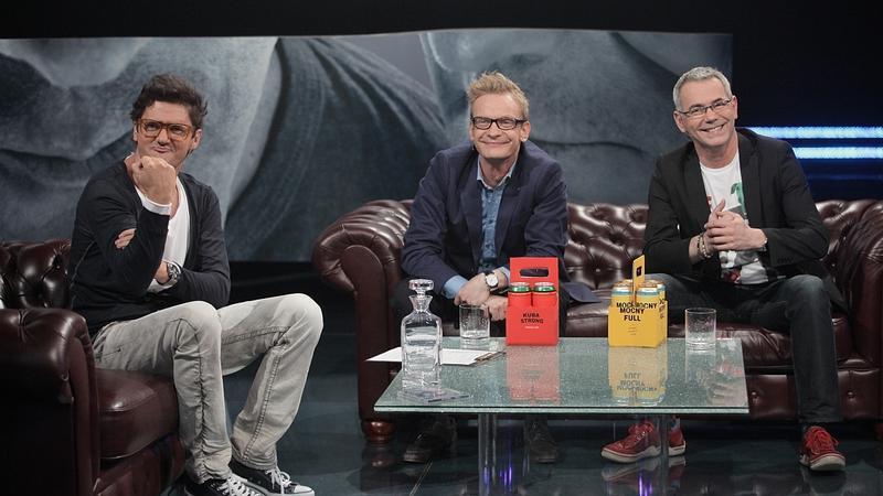 Kuba Wojewódzki, Bartosz Żukowski, Robert Janowski