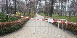 Koniec spacerów po Sopocie. Plaże, promenady i parki zamknięte!