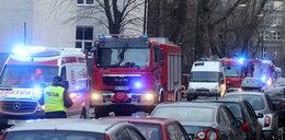 Wybuch na warszawskiej uczelni. Ciało poszatkowane odłamkami