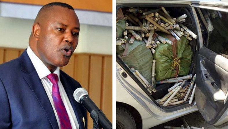 Bhang smokers complain over rising costs caused by DCI crackdown on weed dealers