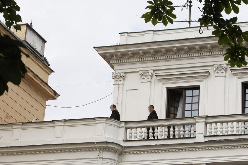 Pałacyk przy ul. Foksal
