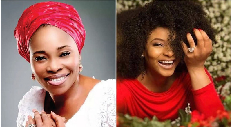Watch Tope Alabi's tribute to late beauty queen, Ibidun Ighodalo [Video]