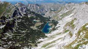 Czarnogóra - W górach Durmitor