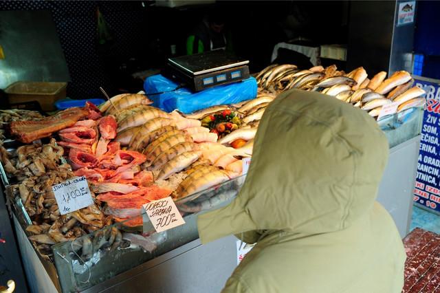 Najveći kupci ribe su ribarnice i restorani