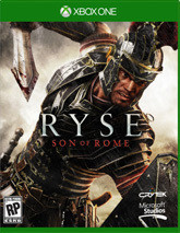 Okładka: Ryse: Son of Rome