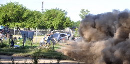 Krwawy Dakar. Auto wjechało w tłum, kilkunastu rannych