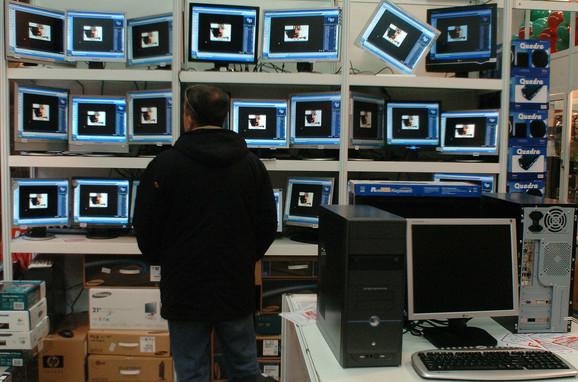 Za uvoz uređaja plaćaće se paušalno tri odsto od njihove vrednosti