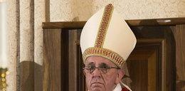 Papież zagrożony! Podpalili kościół!
