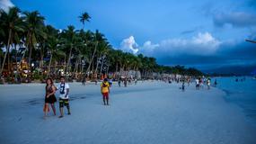 Wielkie sprzątanie na wyspie Boracay. Przez pół roku będzie zamknięta dla turystów