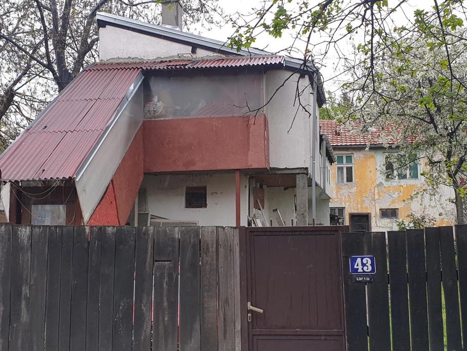 Kuća u kojoj je odrasla Vesna Đogani