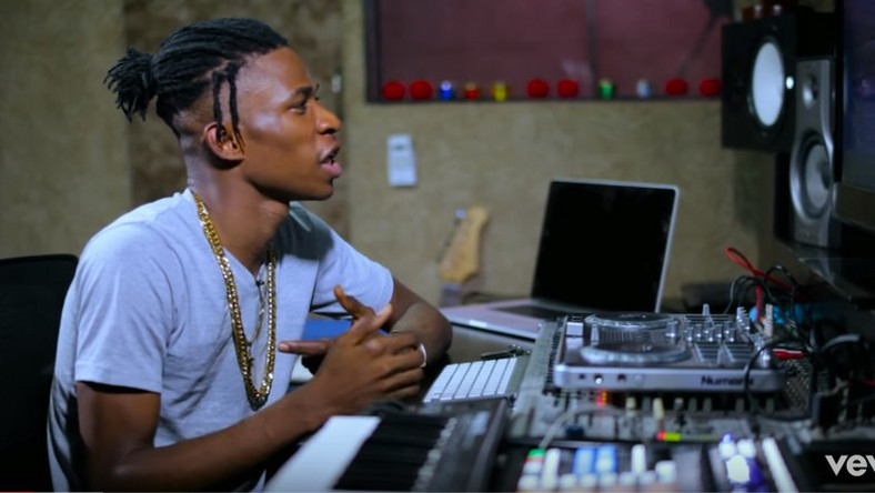 Krizbeatz 'Pana' producer lectures on production tips and techniques
