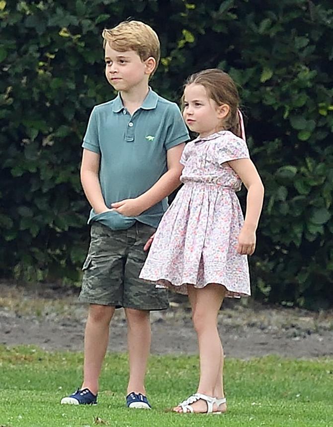 Šarlot i Džordž