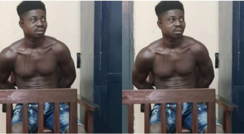 Dracula, notorious Ghanaian armed robber's jail term increased from 63 to 90 years