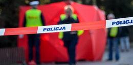 42-latek zmarł podczas zatrzymania przez policję. Reanimowano go na parkingu