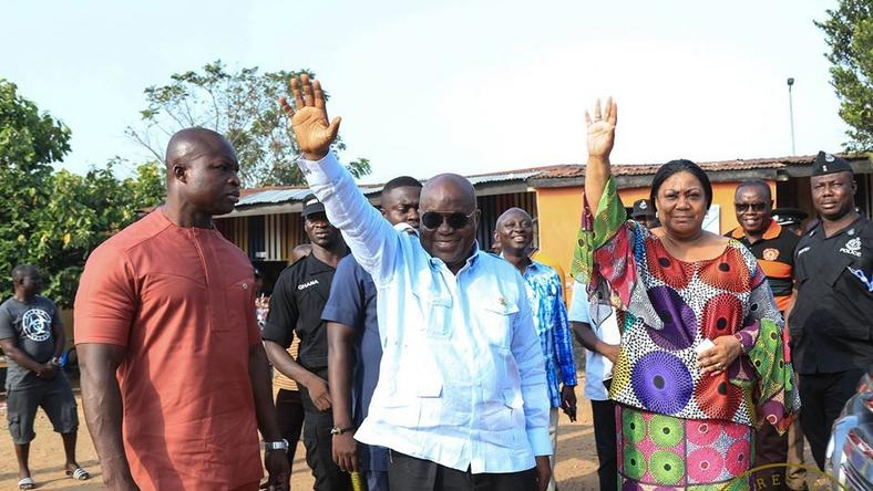COVID-19 Vaccine: President Akufo-Addo, First Lady, Vice President and wife to take first shot tomorrow