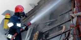 Wybuch gazu w mieszkaniu. Śmierć 80-latka