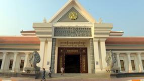 Korea Północna zbudowała muzeum w Kambodży