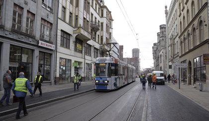 Tramwaje przyspieszyły o 2 km/godz.