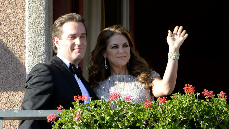 SWEDEN-ROYALS-WEDDING