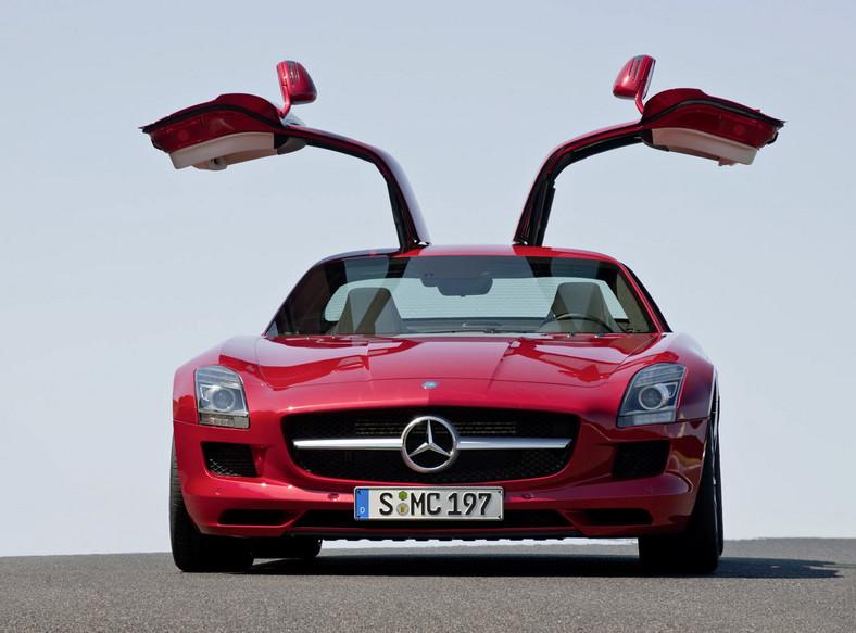 Kosmicznie drogi Mercedes już w Polsce!