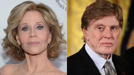 Festiwal Filmowy w Wenecji 2017: Jane Fonda i Robert Redford otrzymają Złotego Lwa za całokształt twórczości