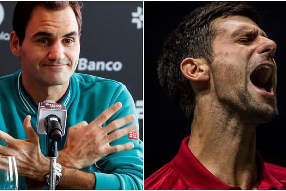 ŠVAJCARSKI INSAJDER OTKRIO DUGO ČUVANU TAJNU! Evo šta Rodžer Federer STVARNO MISLI o Novaku Đokoviću!