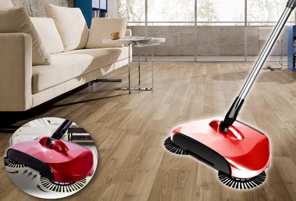 Sweep drag rotirajuća četka