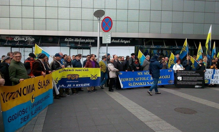 Ludzie na Śląsku wyszli na ulice! Przez PiS