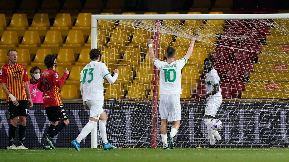Serie A: Benevento - Sassuolo
