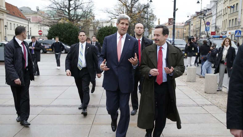 Wpadka Kerry'ego