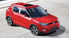 SsangYong Tivoli - nowy SUV z Korei