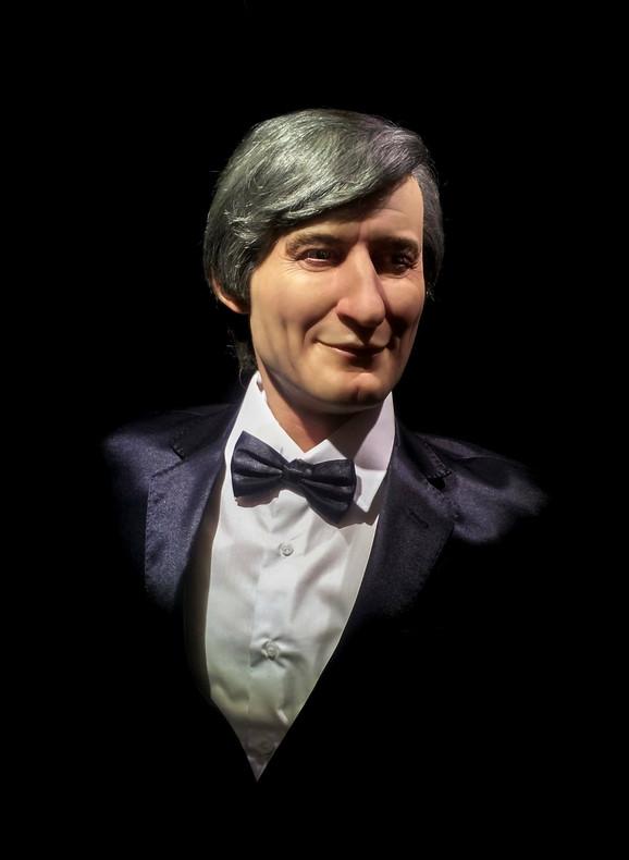 Realistična lutka Tome Zdravkovića