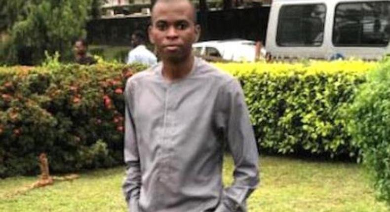 Davies Daibo was said to have alighted from the Uber he boarded and plunged into Lagos Lagoon on Saturday, February 15, 2020. (Pulse)