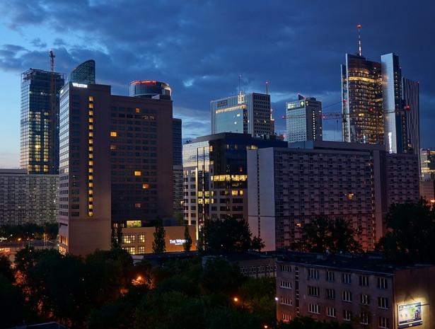 Panorama Warszawy. Fot. Radek Kołakowski (CC BY 2.0)