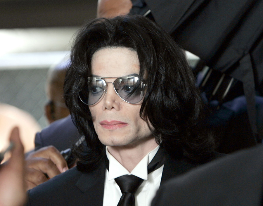 Michael Jackson fot. Pool / Pool/ GettyImages